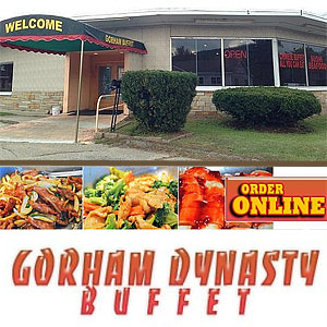 Gorham Dynasty Buffet