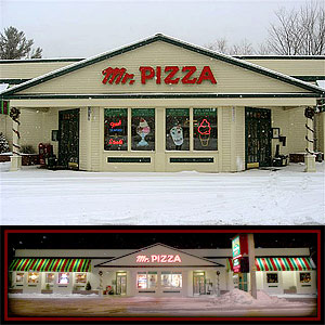 Mr. Pizza, Gorham