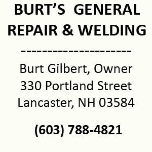 Burt's General Repair & Welding
